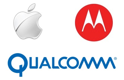 apple_motorola_qualcomm_logos