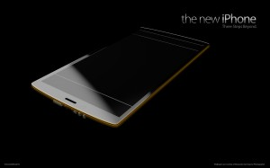 Concept Photos of the New iPhone (NewiPhone 5 300x187)