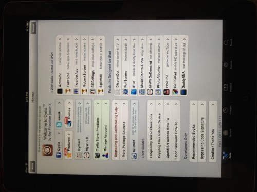 ipad3 jail 3 500x375 iPad 3 was jailbroken three times using three different methods