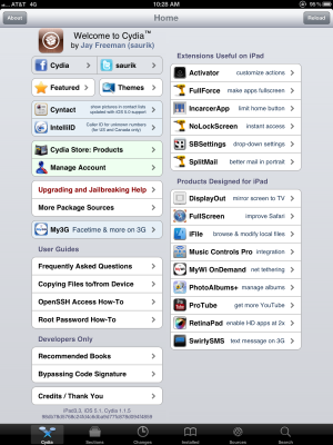 ipad3 jailbreak cydia 300x400 The New iPad 3 Has Been Jailbroken!