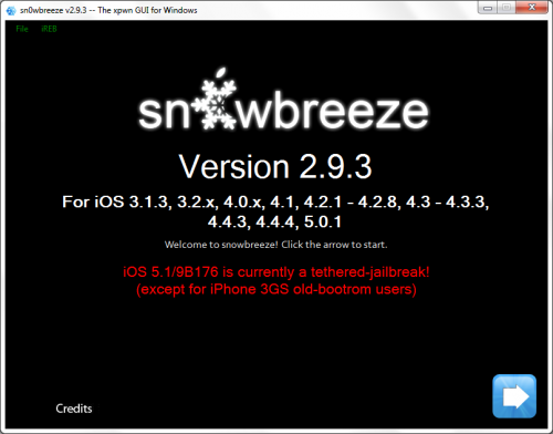 sn0wbreeze 293 500x392 Sn0wBreeze 2.9.3 released: bugfixes and Apple TV 2G support