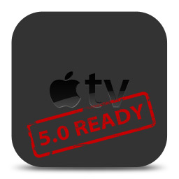 50 black FireCore Releases Tethered Jailbreak for Apple TV 2 iOS 5.1
