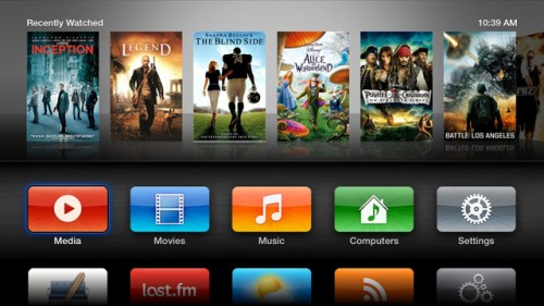 50 toprow 500x281 FireCore Releases Tethered Jailbreak for Apple TV 2 iOS 5.1