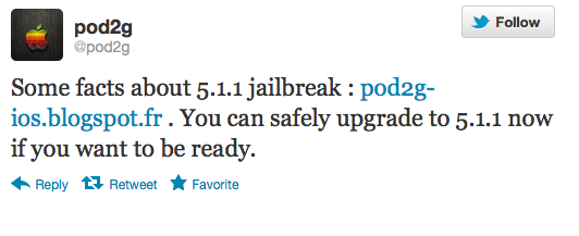 update 511 You Can Safely Update to iOS 5.1.1 If You Dont Need an Unlock