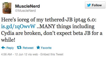 jailbreak ios6 Хакеры уже взломали прошивку iOS 6 Beta