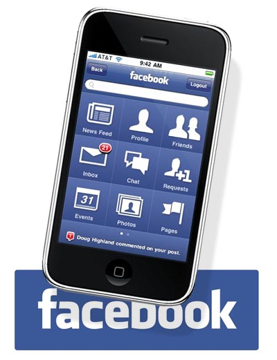 facebook-iphone