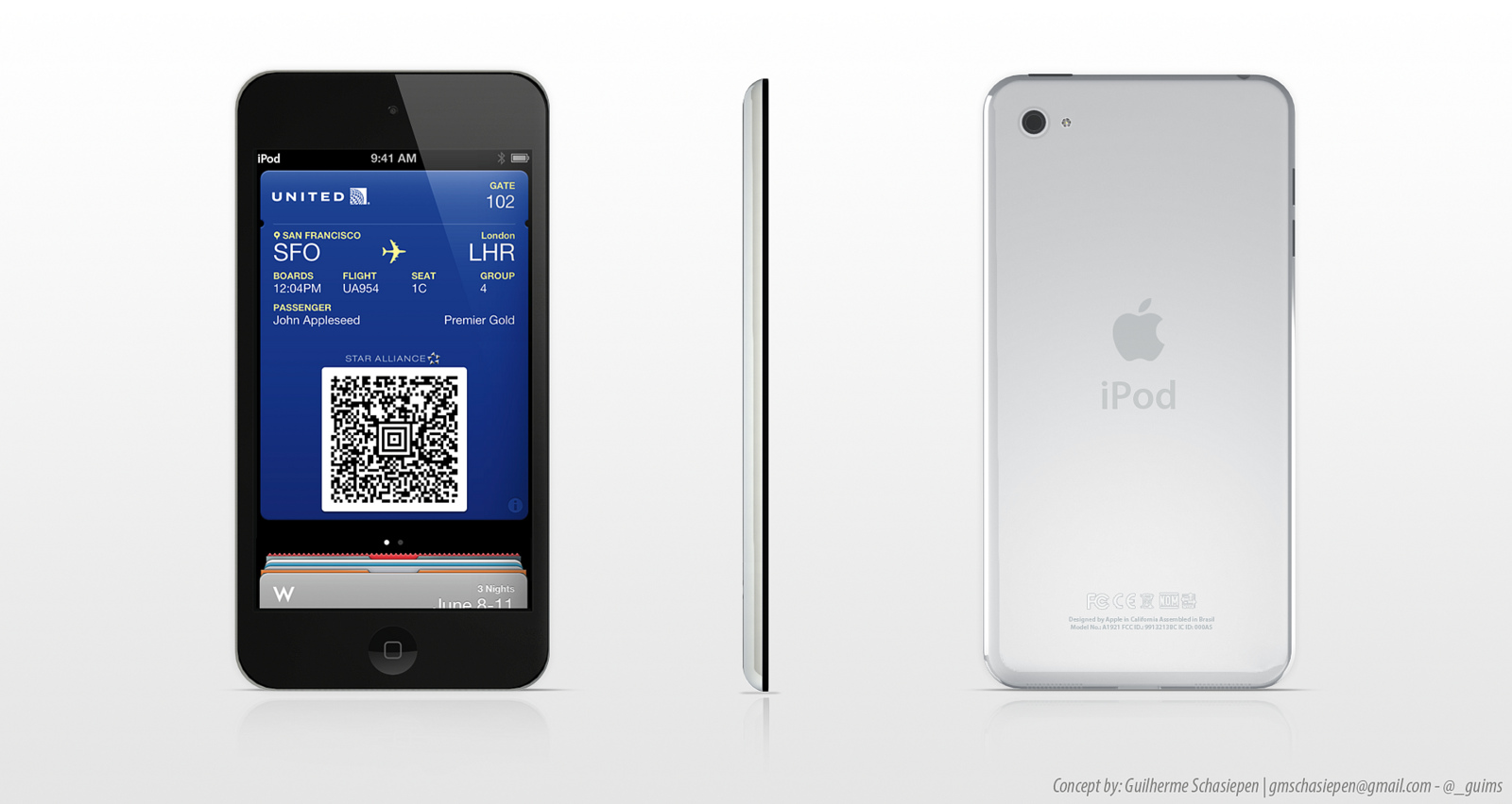 IPhoneRoot.com » Beautiful New IPod Touch And IPod Classic ...
