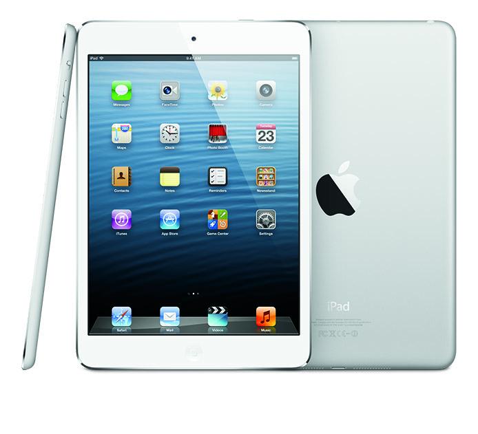 iPad mini gets Siri but iPad 2 still left without