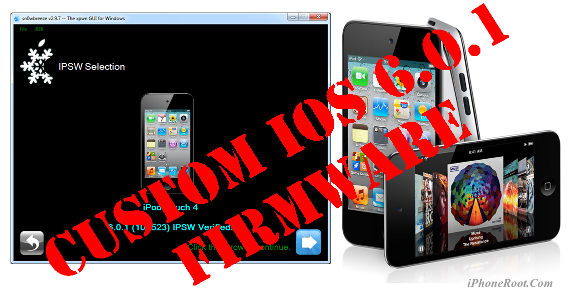 Custom IPSW to bypass icloud iphone 4s, 5 and 5C deleted ...