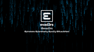 evad3rs 300x168 Untethered Jailbreak for iOS 6.0 and iOS 6.1b4 is Ready