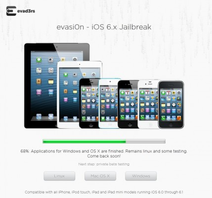 evasi0n 429x400 The iOS 6.1 Untethered Jailbreak is Called Evasi0n