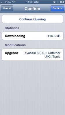 evasi0n fix2 225x400 Evasi0n jailbreak fixes released: Weather App and Long Reboot