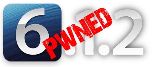 ios 6.1.2 pwned 500x222 Tutorials for iOS 6.0   6.1.2 untethered jailbreak