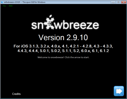 sn0wbreeze 2 9 10 500x390 Sn0wBreeze 2.9.10 released: custom firmware and jailbreak for iOS 6.1.2