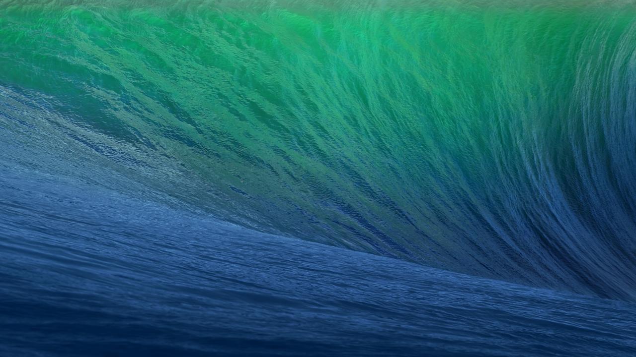 Download the New Mac OS X Mavericks Desktop Wallpaper