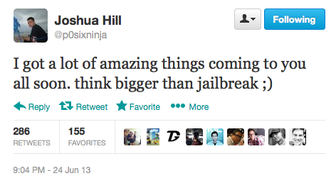 ios7 jail Hacker p0sixninja plans to release Something Bigger Than a Jailbreak