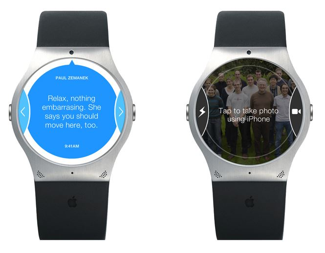 New Apple's iWatch Concept