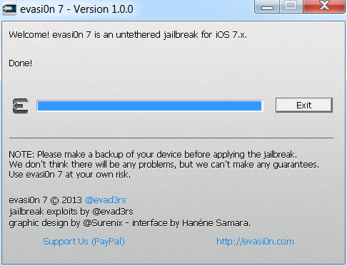 Ios 704 Jailbreak Evasion 7 For Iphone Ipod Touch And Ipad