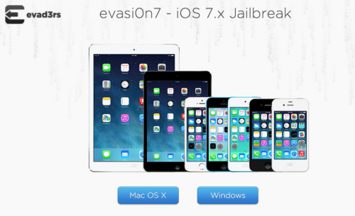 ios 7 jailbreak 500x305 Evad3rs Release Untethered Jailbreak for iOS 7