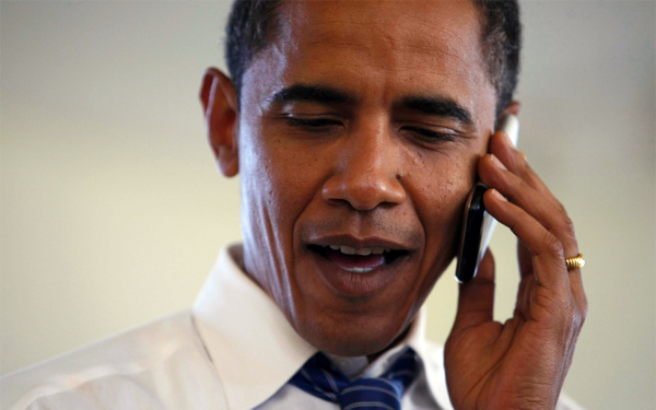 President Barack Obama is Not Allowed to Use Apple's ...