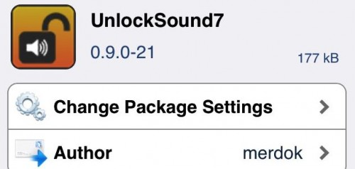 unlocksound7 500x238 UnlockSound7: Tweak that Brings Back Old School Unlock Sound