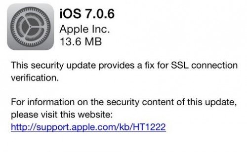 ios 7.0.6 500x308 Apple Officially Releases iOS 7.0.6 and iOS 6.1.6