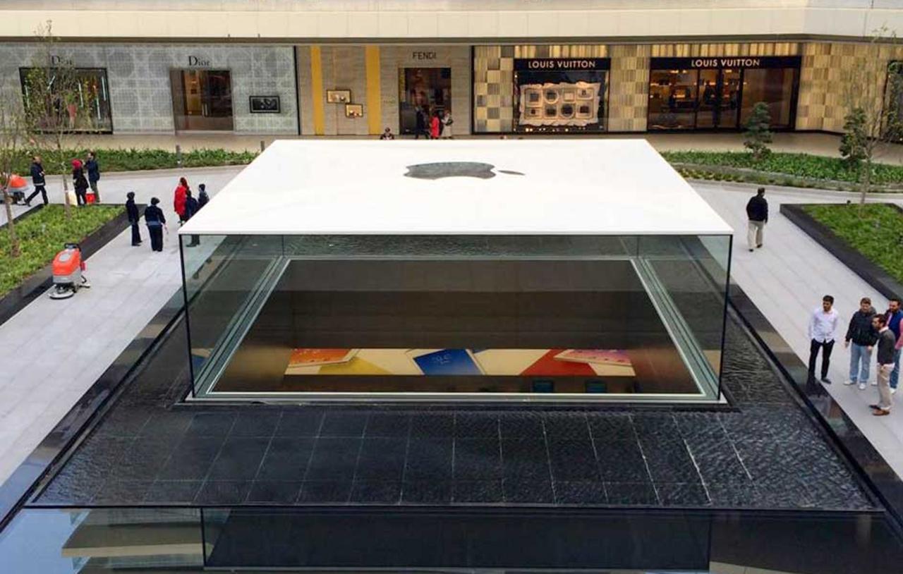 Apple Store Internet