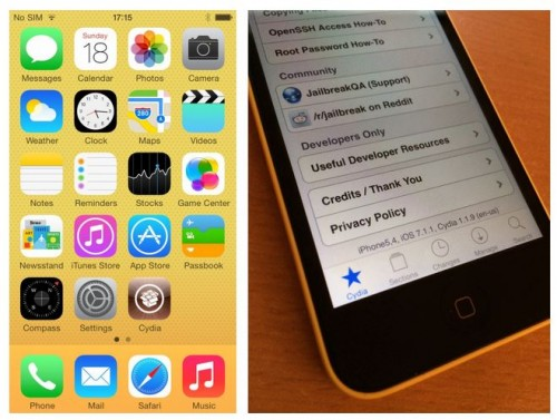 i0n1c jailbreak 500x377 I0n1c Has Explained How His iOS 7.1.1 Jailbreak Works