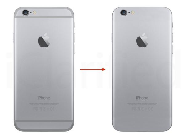 Apple избавится отпластиковых вставок насмартфонах