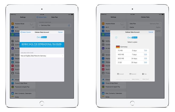 Apple SIM теперь можно использовать и в России