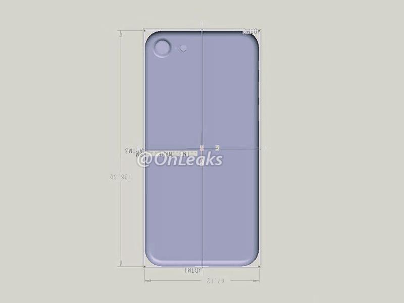 Дизайн iPhone 7 рассекретили в соцсети Китая