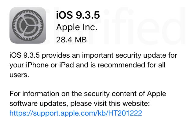 Компания Apple предотвратила шпионаж через iPhone иiPad