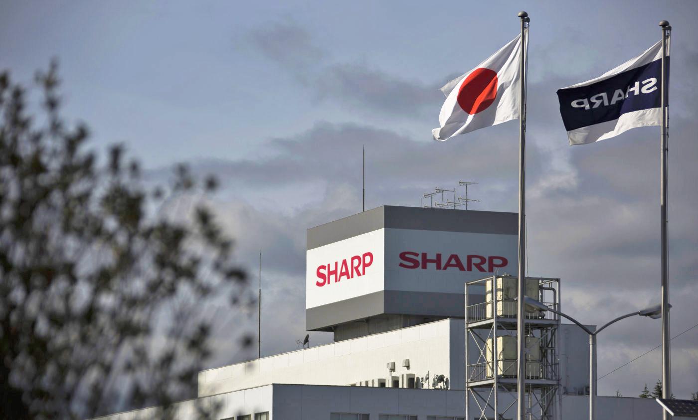 Sharp вложит 570 млн долларов вOLED-производство