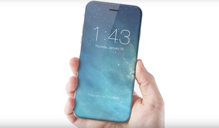 НаiPhone 8 поставят изогнутый OLED-дисплей отSharp