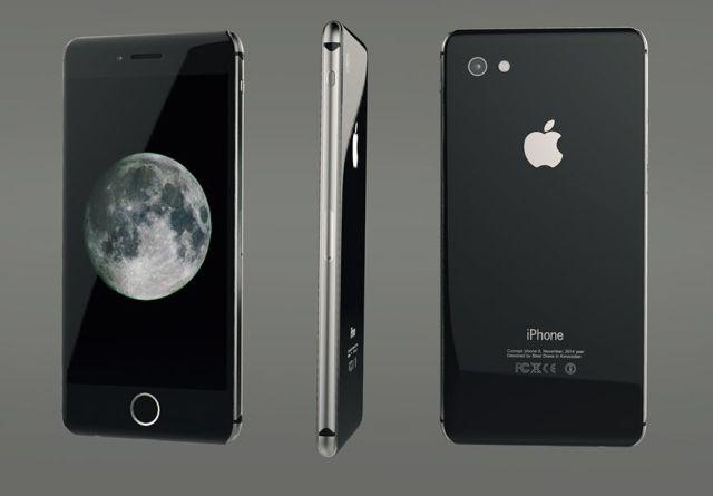 IPhone сизогнутым дисплеем может появиться вбудущем году