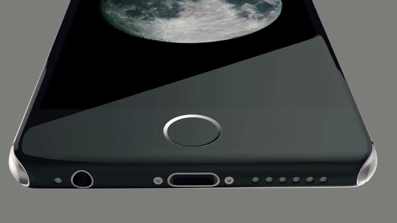 IPhone 8 To Get Glass Black Panel And Support Wireless Charging