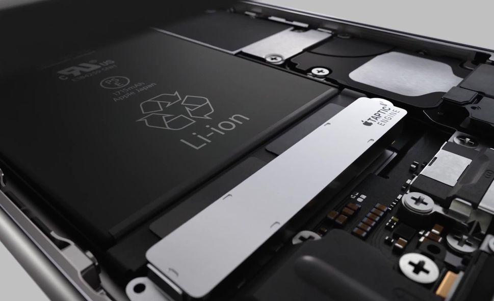 Apple несомненно поможет узнать, что аккумулятор вашего iPhone 6s подлежит замене