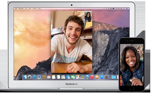 ВiOS 11 появятся групповые видеозвонки через FaceTime