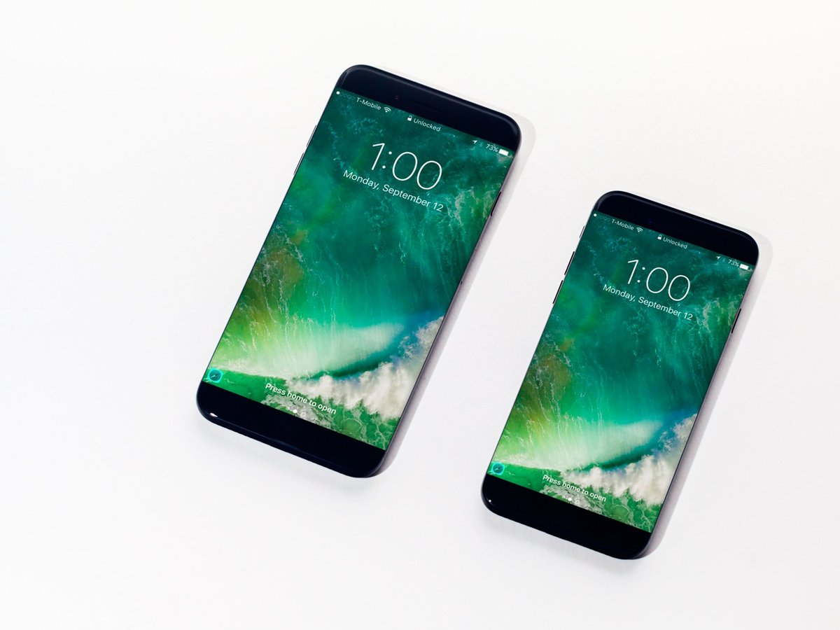 IPhone 8 получит корпус изнержавеющей стали