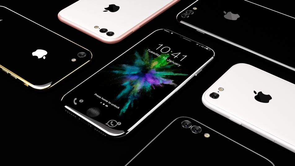 Слух обеспроводной зарядке уiPhone 8 подтвердился