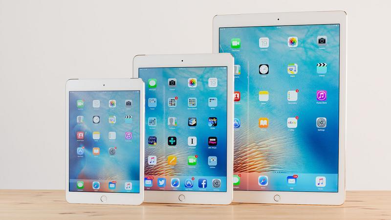 Презентация обновленного поколения планшетов iPad Pro задержится до 2-ой половины 2017 года