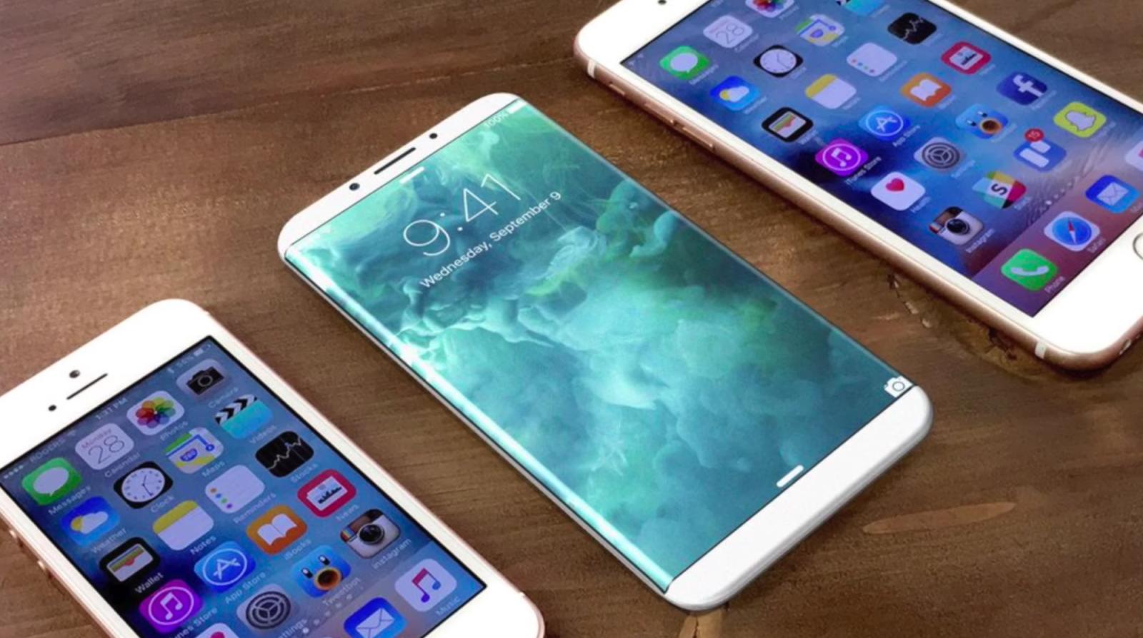 Apple заказала у Samsung гибкие дисплеи для iPhone 8