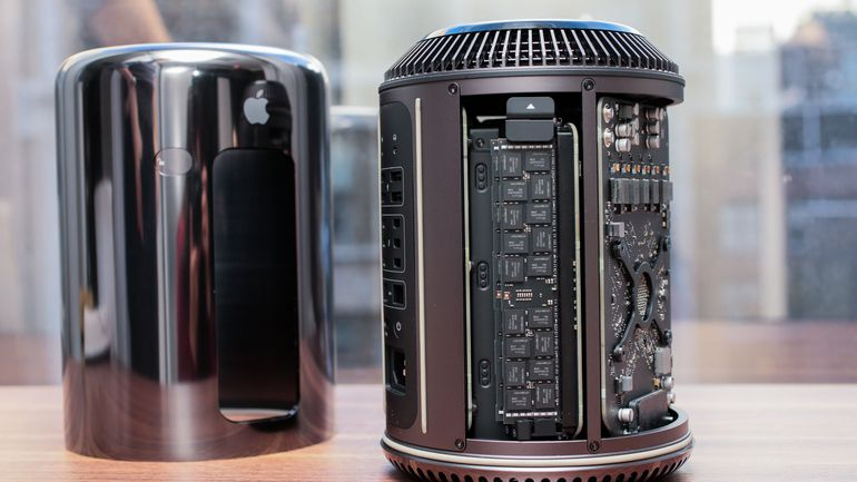 Apple обновляет Mac Pro впервые после 2013 года