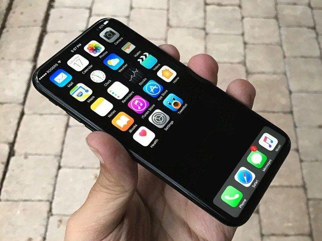 Apple iPhone 8 могут представить наWWDC вначале лета
