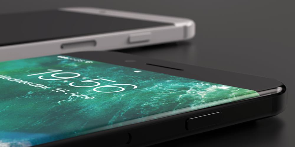 Apple столкнулась с недостатком дисплеев для iPhone 8