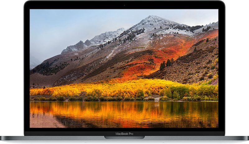 MacOS High Sierra 10.13 вышла. Как установить