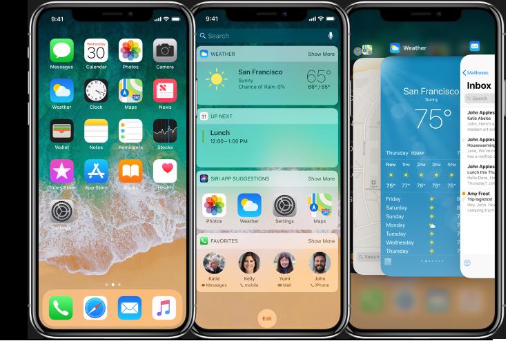 Apple просит поставщиков компонентов iPhone Xзамедлить поставку комплектующих