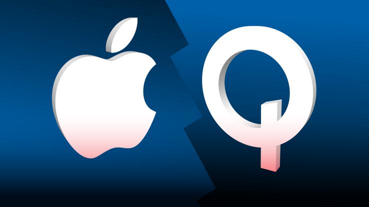 Qualcomm подала очередной иск против Apple, обвинив ее вкраже технологий