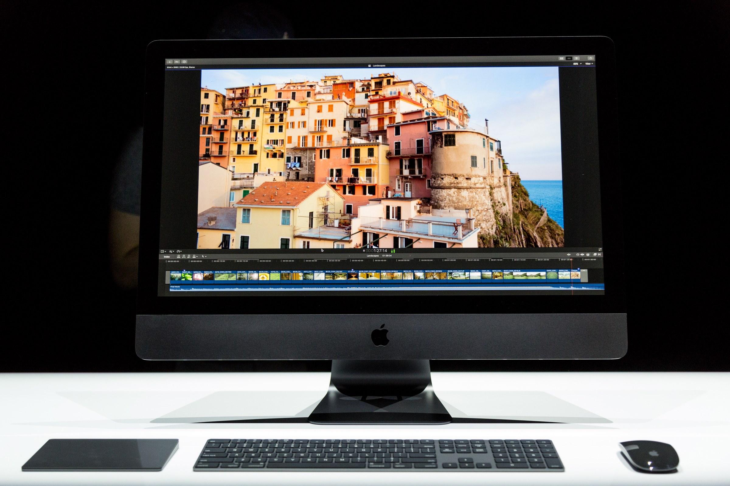 Apple начинает продажи iMac Pro— топового компьютера поцене автомобиля