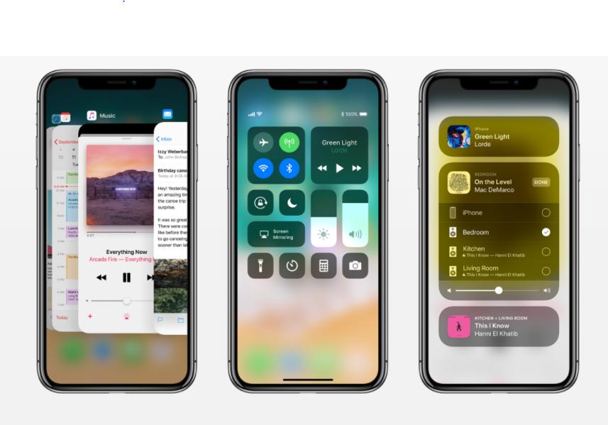 Apple несможет воплотить ряд новых функций крелизу iOS 12